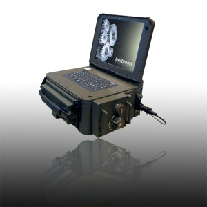 Bit Rugged Portable Computer 3D-IP65